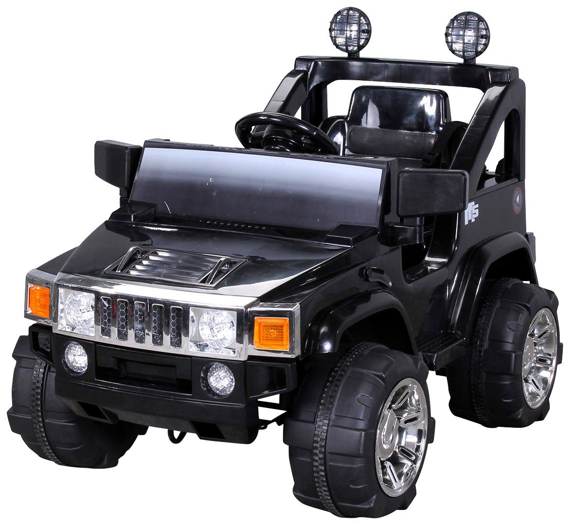 ACTIONBIKES MOTORS Elektroauto »Hummer Jeep A30«, für Kinder ab 3 Jahre, 12 Volt