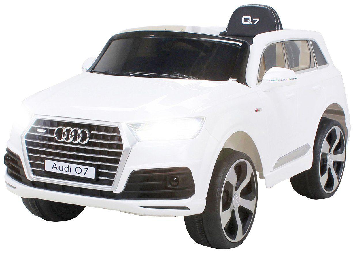 ACTIONBIKES MOTORS Elektroauto »Audi Q7 HIGHDOOR SUV«, für Kinder ab 3 Jahre, 12 Volt