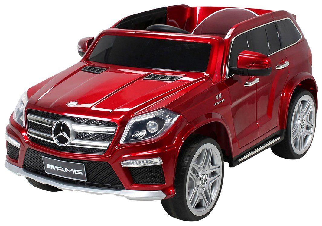 ACTIONBIKES MOTORS Elektroauto »Mercedes GL63«, für Kinder ab 3 Jahre, elektrisch, 60 Watt