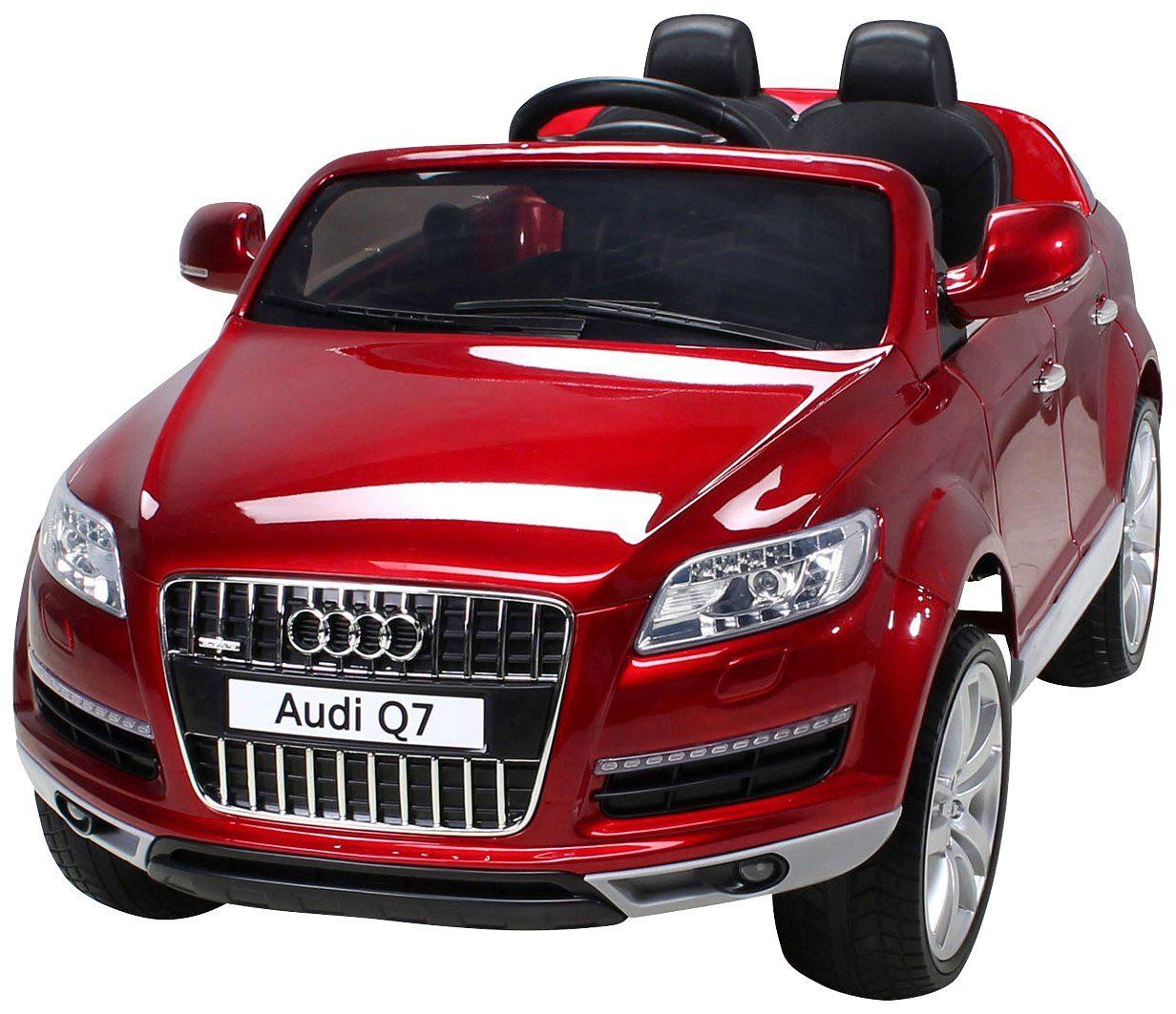 ACTIONBIKES MOTORS Elektroauto »Audi Q7 SUV«, für Kinder ab 3 Jahre, elektrisch, 90 Watt