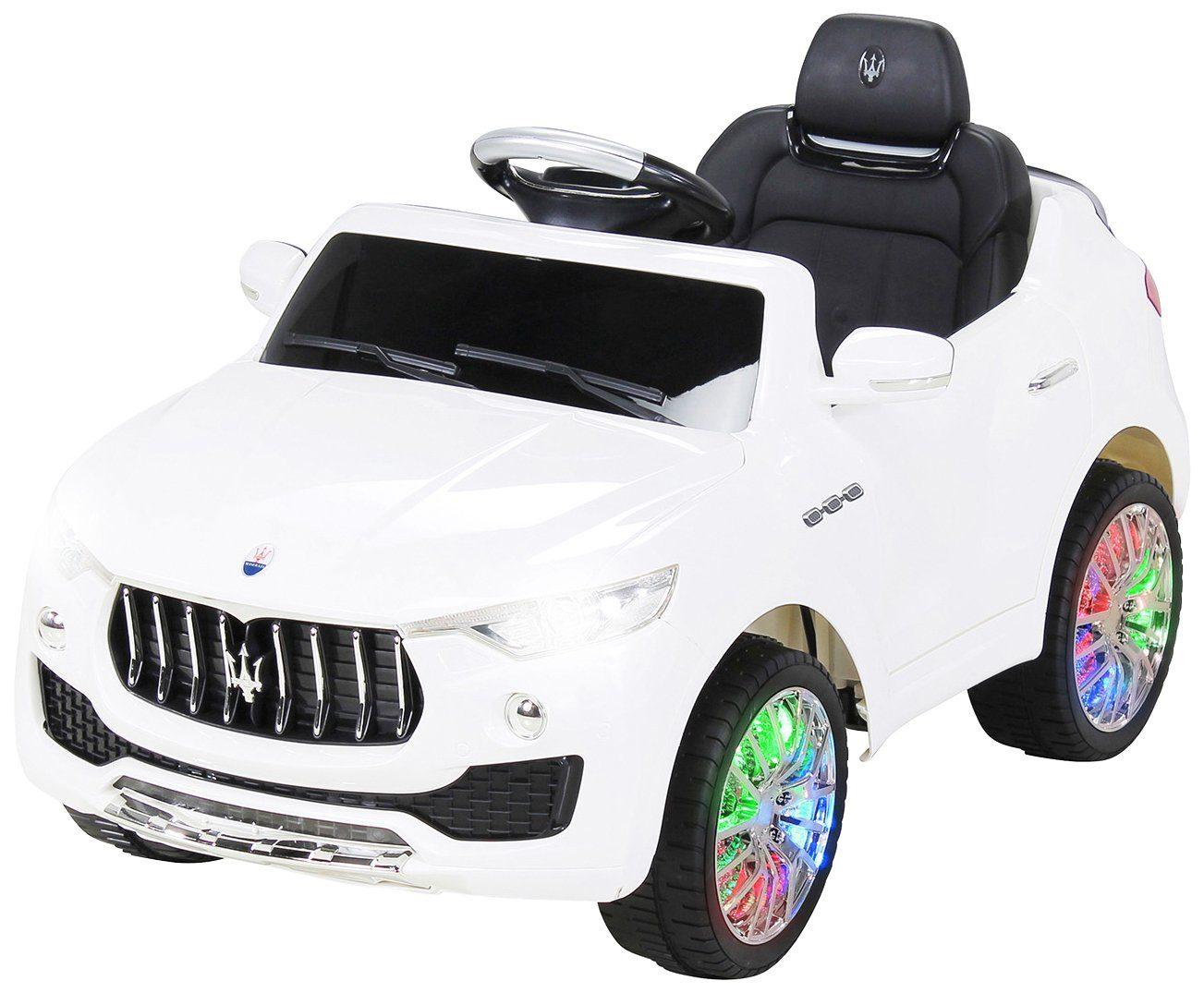 ACTIONBIKES MOTORS Elektroauto »Maserati Levante SUV«, für Kinder ab 3 Jahre, 12 Volt