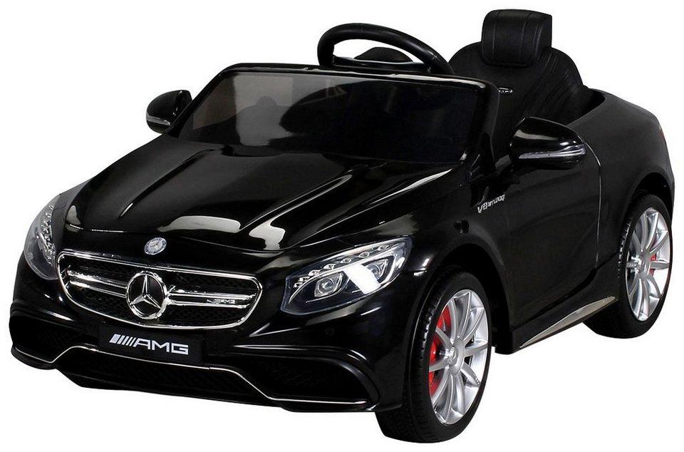 ACTIONBIKES MOTORS Elektroauto  Mercedes AMG S63 , für Kinder ab 3 Jahre, 12 Volt online kaufen