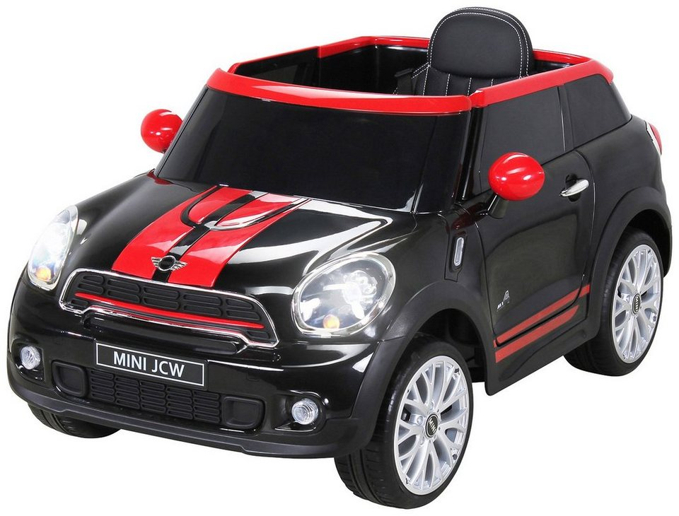 actionbikes motors elektroauto mini cooper paceman f r kinder ab 3 jahre 12 volt online. Black Bedroom Furniture Sets. Home Design Ideas