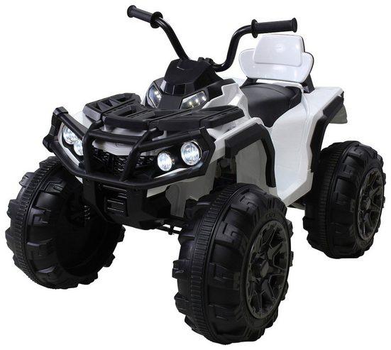 ACTIONBIKES MOTORS Mini-Quad »Bumper Offroad«, für Kinder ab 3 Jahre, 12 Volt