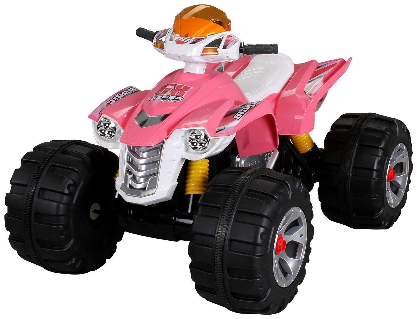 ACTIONBIKES MOTORS Mini-Quad »Burst JS318«, für Kinder ab 3 Jahre, 12 Volt