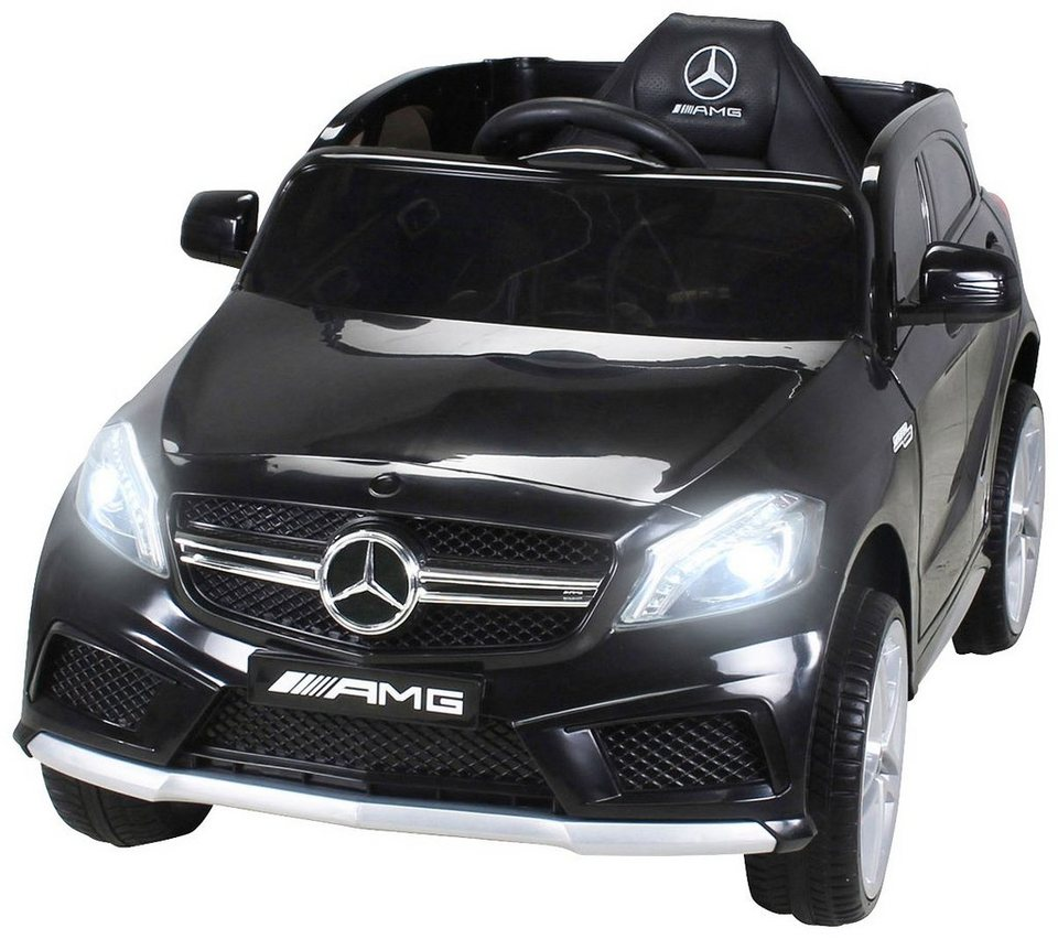 actionbikes motors elektroauto mercedes benz amg a45 f r kinder ab 3 jahre elektrisch 90. Black Bedroom Furniture Sets. Home Design Ideas