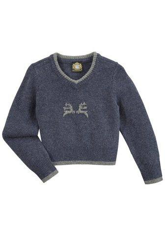 HAMMERSCHMID Megztinis Vaikiški su siuvinėjimas