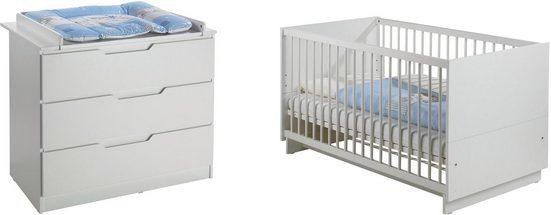 Geuther Babymöbel-Set »FRESH weiß, 2-tlg.«, (Spar-Set, 2-tlg)
