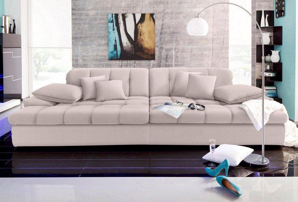 Big-Sofa, Inklusive Plaids online kaufen | OTTO