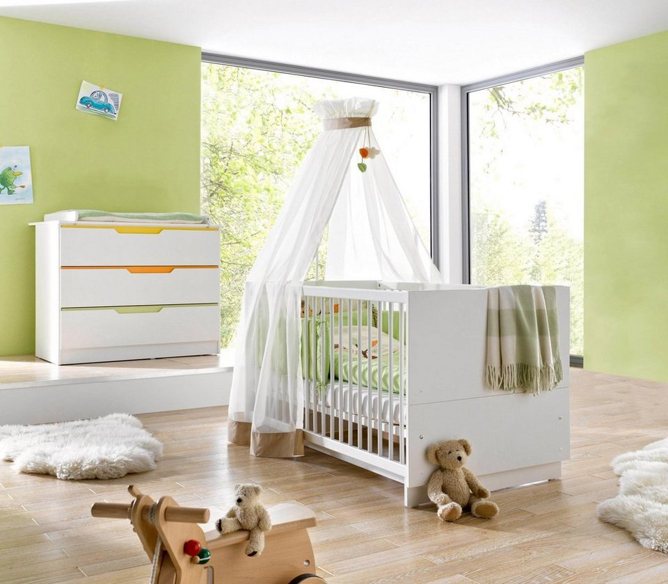 Geuther Babyzimmer Set 2 Tlg Fresh Bunt Otto