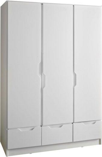 Geuther Kleiderschrank »FRESH, 3-türig, weiß«