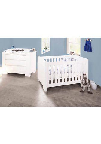 PINOLINO ® Babyzimmer-Komplettset »Arctica« (Sp...