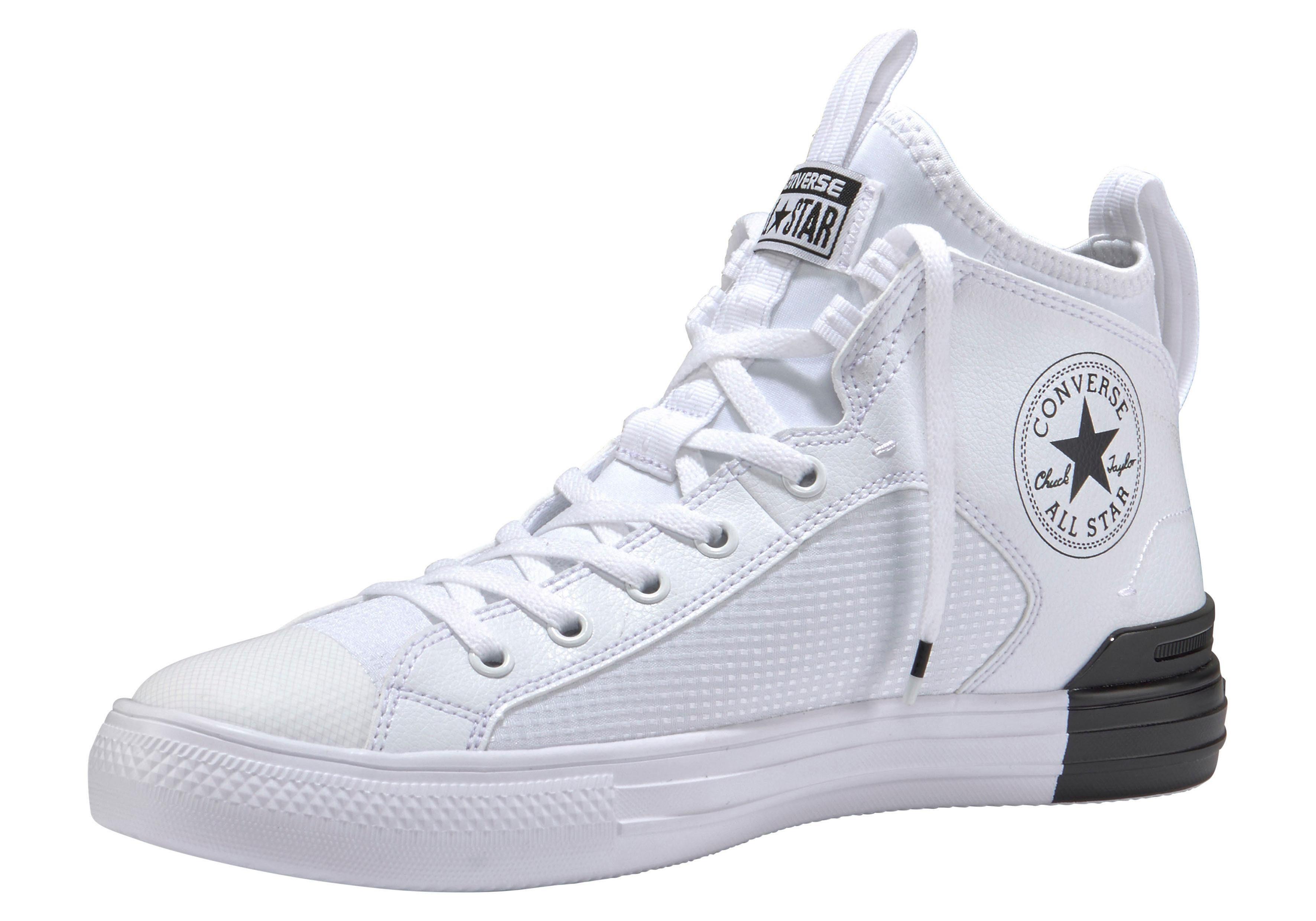 Converse Chuck Taylor All Star Ultra Light Mid Sneaker online kaufen  weiß-schwarz