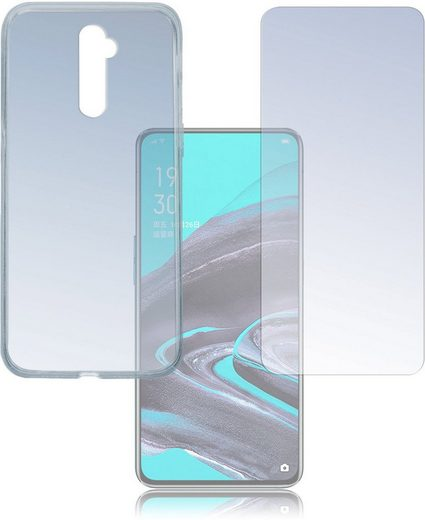 4smarts Zubehör »360° Protection Set für Oppo Reno 2«