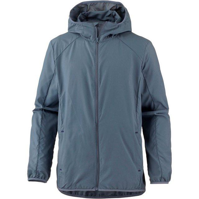 Scheck Funktionsjacke | Bekleidung > Jacken > Funktionsjacken | Blau | Polyester | Scheck