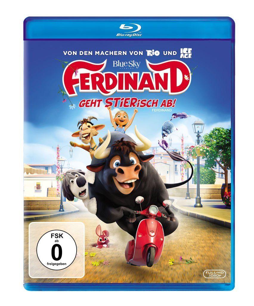 Fox BLU-RAY Film »Ferdinand: Geht STIERisch ab!«
