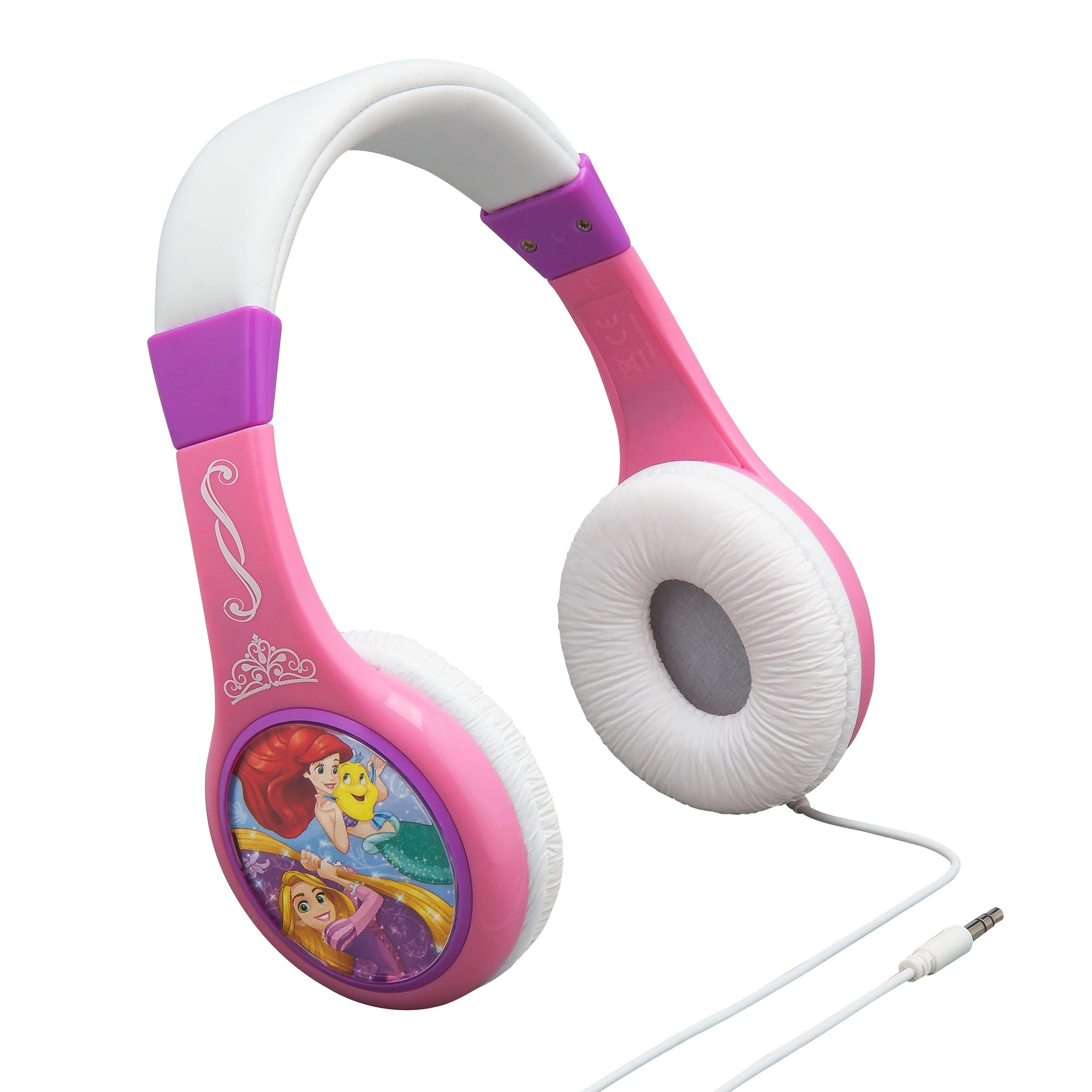 eKids Kopfhörer für Kinder mit Disney Prinzessinnen »DP-136«