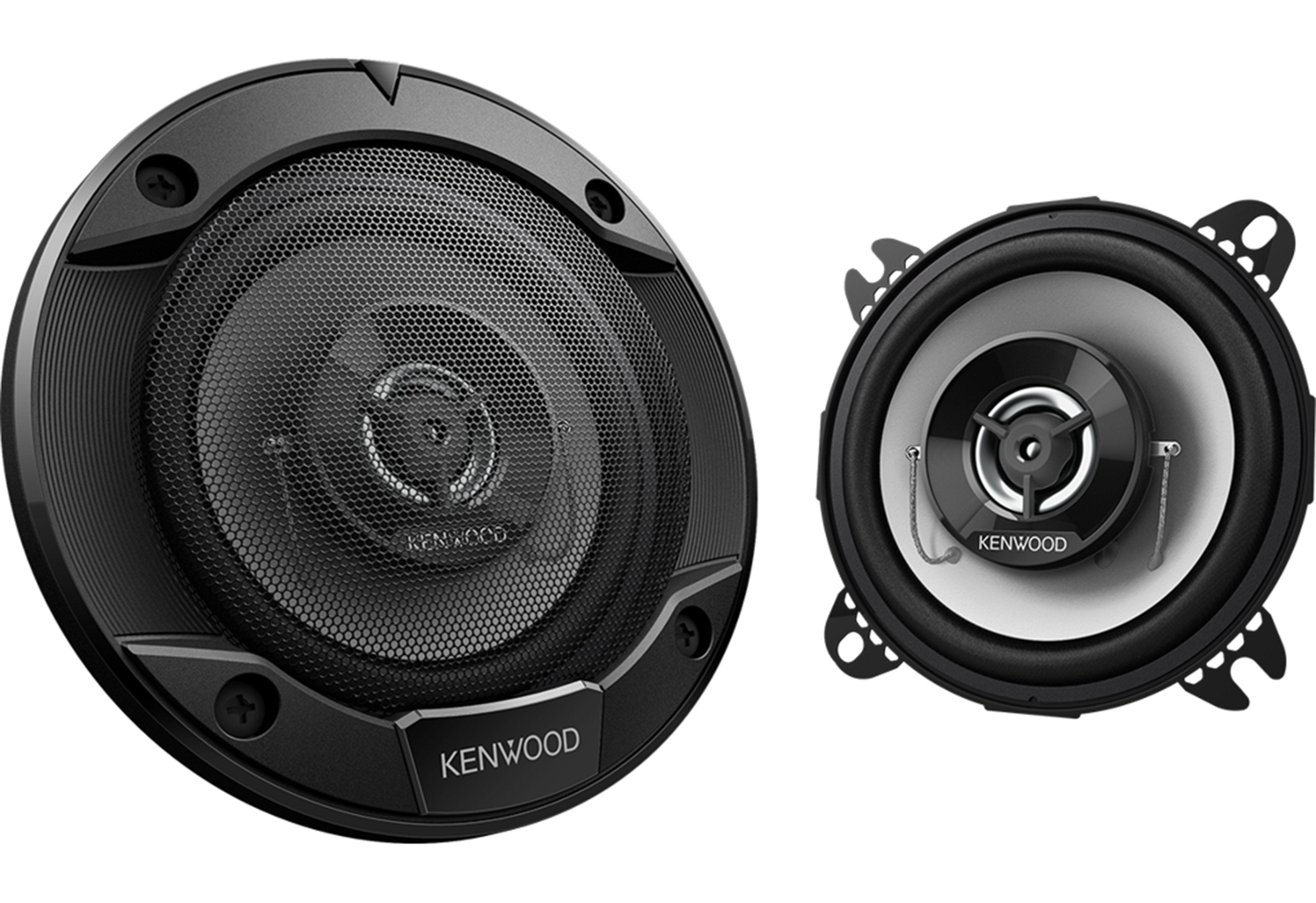 Kenwood 2-Wege-Lautsprecher mit 10 cm-Konus, Stage Sound Series (Paar) »KFC-S1066«