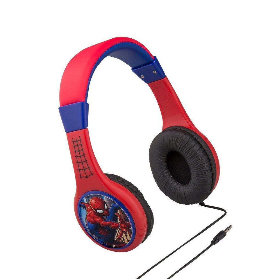 Ekids Kopfhrer Fr Kinder Im Marvel Spiderman Design Sm 136 Ifrogz Little Rockers Costume Headphones Lion