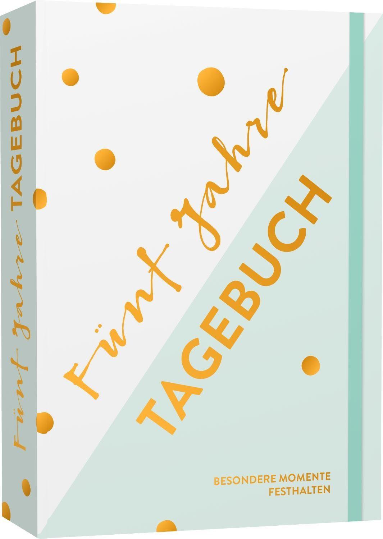 """EMF Buch """"Fünf Jahre Tagebuch"""" 384 Seiten"""