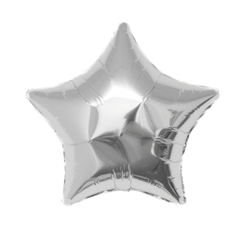 "Folienballon ""Stern"" 81 cm"