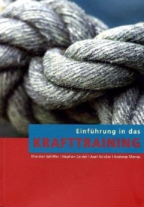 Broschiertes Buch »Einführung in das Krafttraining«
