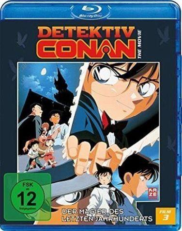 Blu-ray »Detektiv Conan – 3. Film: Der Magier des...«