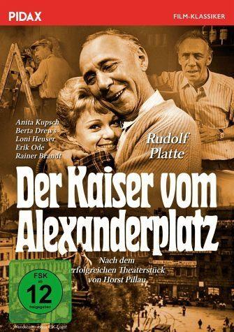 DVD »Der Kaiser vom Alexanderplatz«