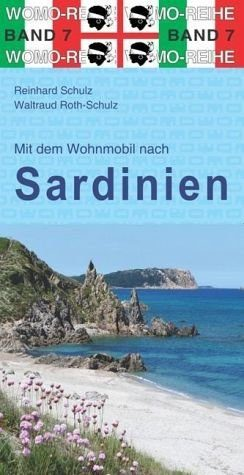 Broschiertes Buch »Mit dem Wohnmobil nach Sardinien«