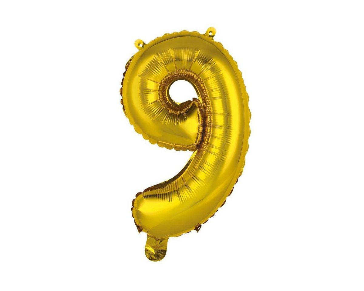 BUTLERS UPPER CLASS »Folienballon ´´9´´«