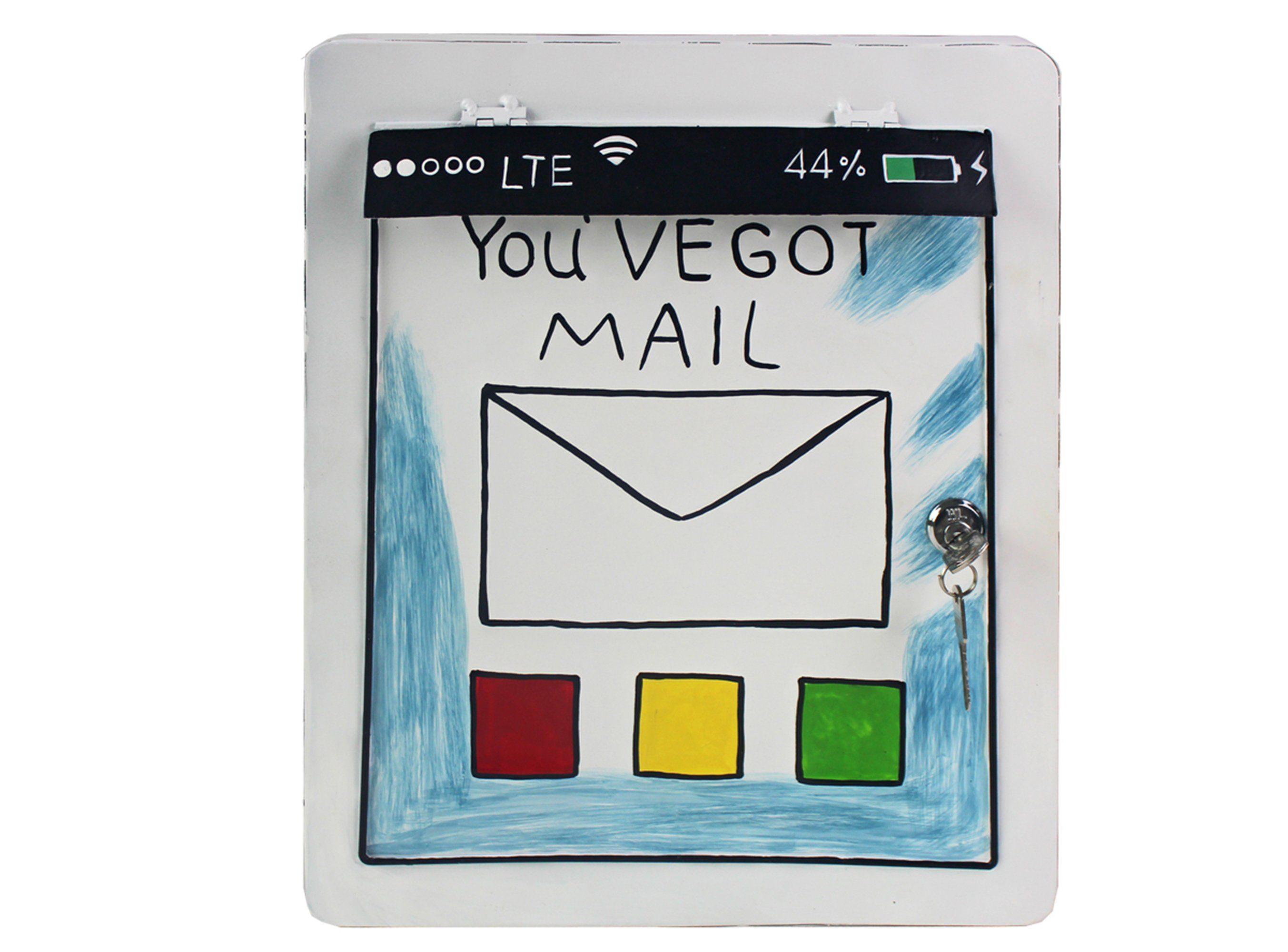 HTI-Living Briefkasten »Tablet«