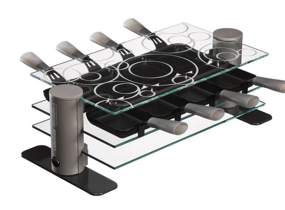 Maybaum Design-Glas-Raclette »R 8«