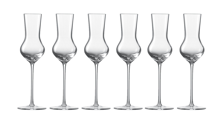Zwiesel 1872 Grappa-Edelobstbrand Glas 6er-Set »Enoteca«