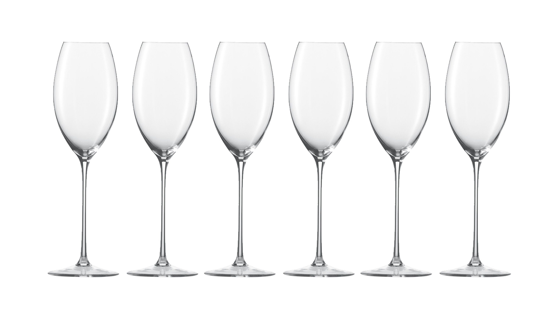 Zwiesel 1872 Champagner Glas 6er-Set »Enoteca«