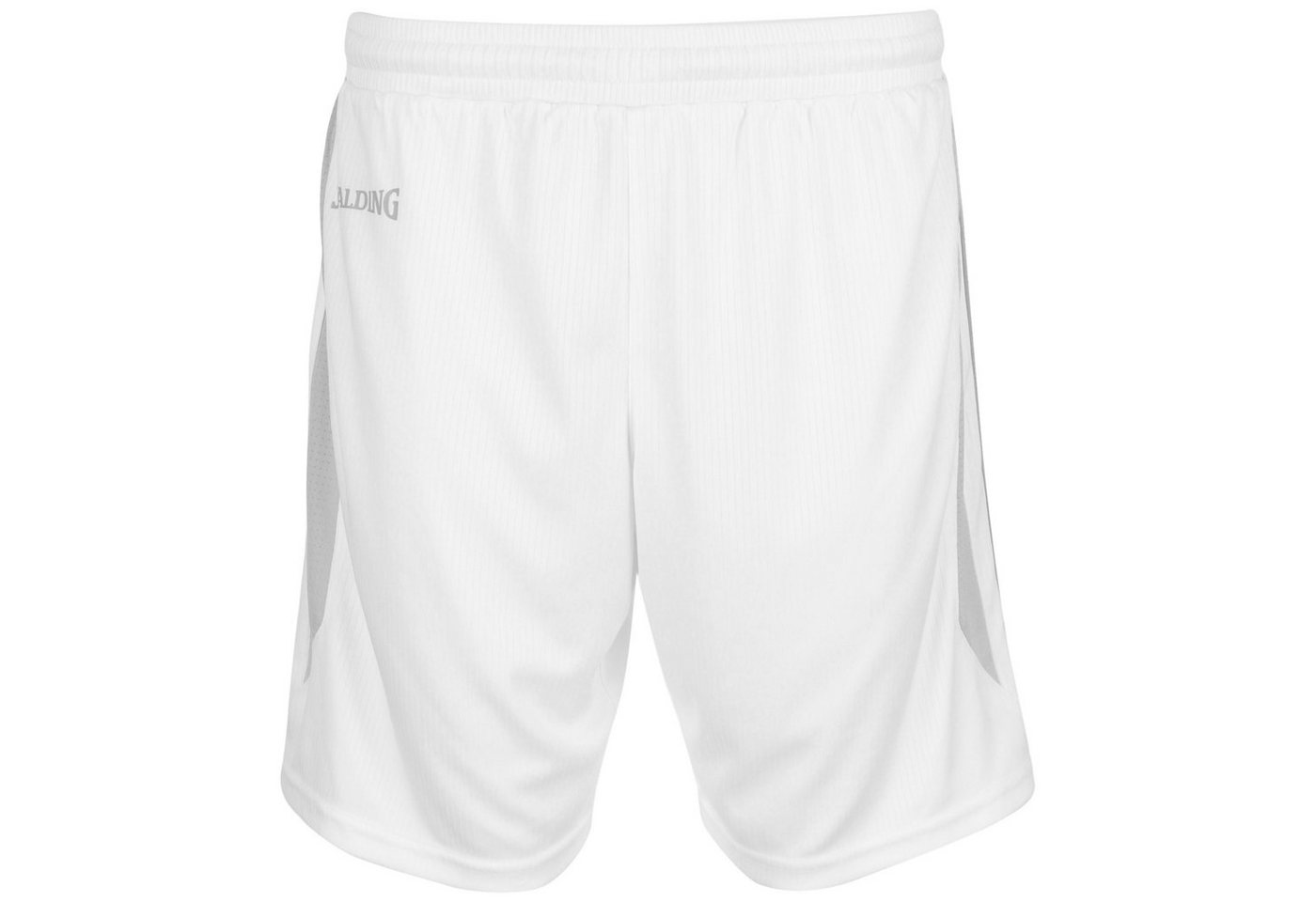 Spalding 4her III Basketballshort Damen | Sportbekleidung > Sporthosen > Basketballshorts | Weiß | Spalding