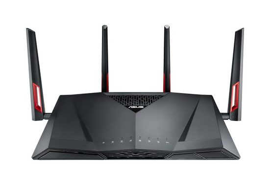 Asus RT-AC 88U AC3100 »Router«
