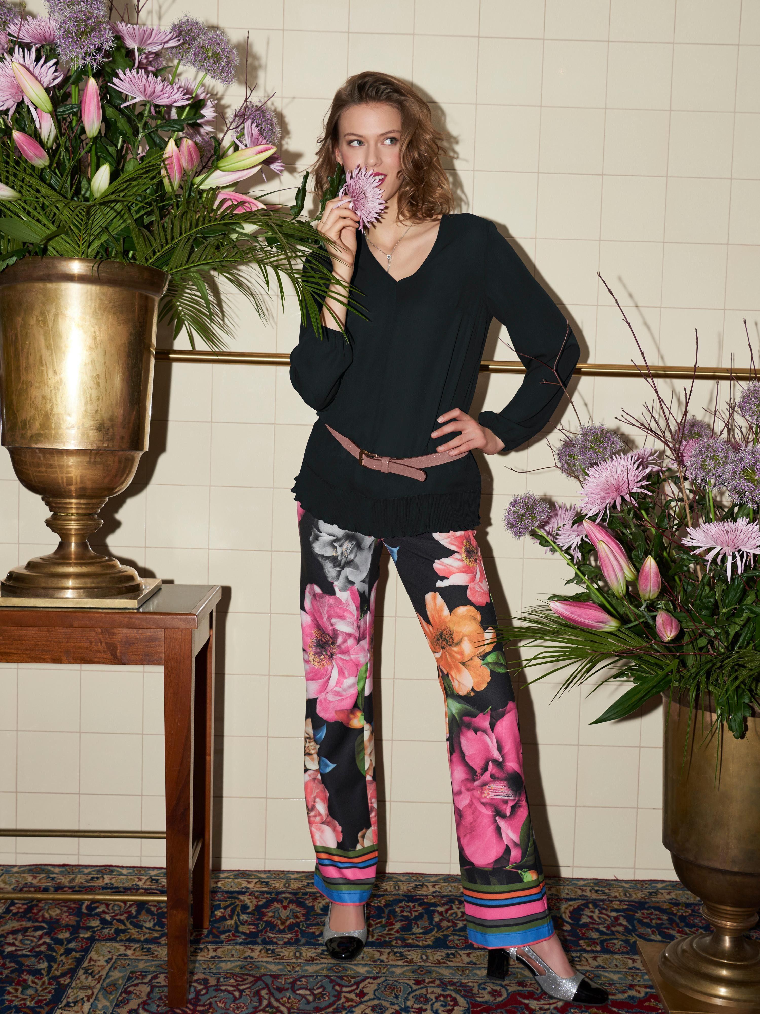 Heine Collier in Blütenoptik