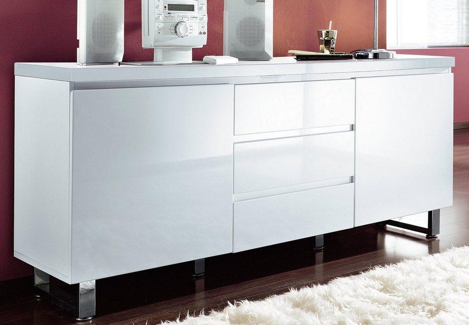 Sideboard in weiß
