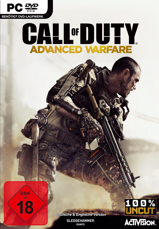 Call of Duty: Advanced Warfare PC, Software Pyramide