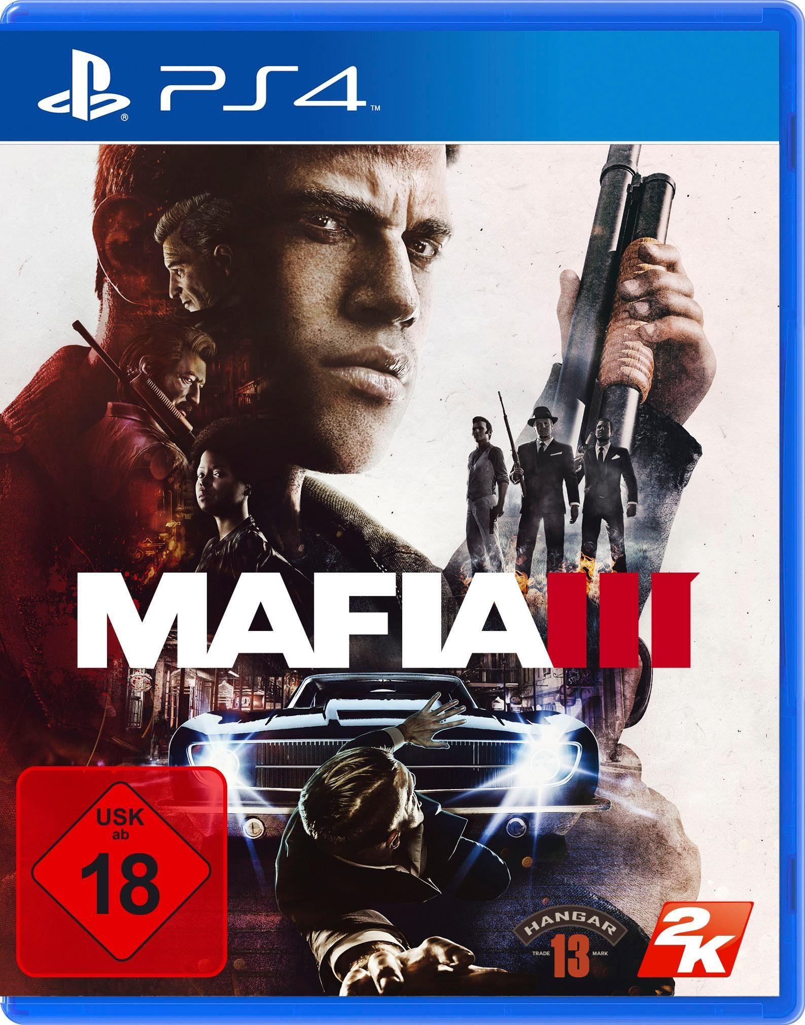 Mafia 3 PlayStation 4, Software Pyramide