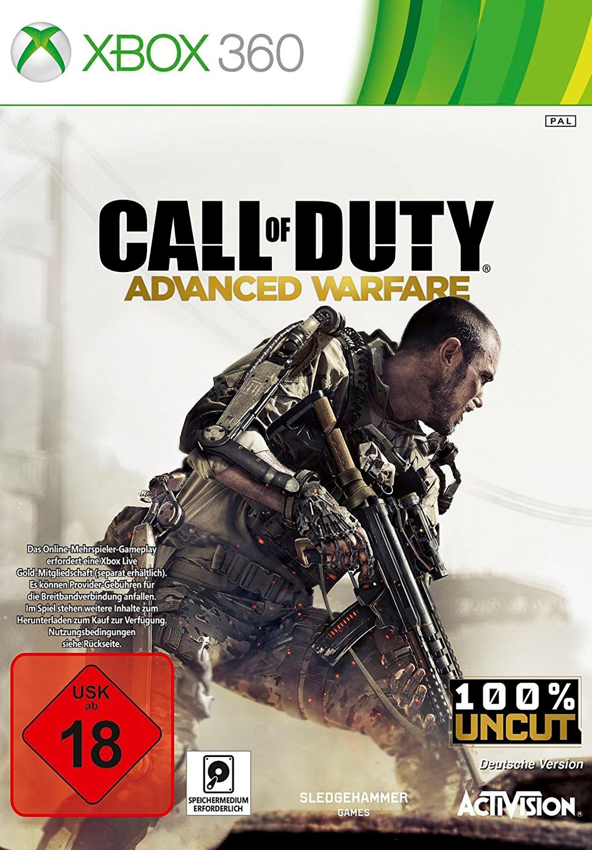 Call of Duty: Advanced Warfare Xbox 360, Software Pyramide