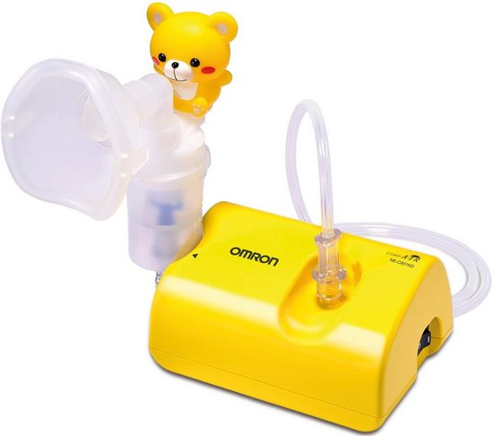 Omron Inhalationsgerät »NE-C801KD«, für Babys und Kinder