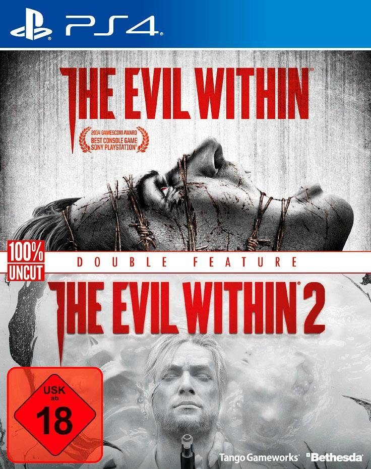 The Evil Within + The Evil Within 2 (Double Feature) PlayStation 4