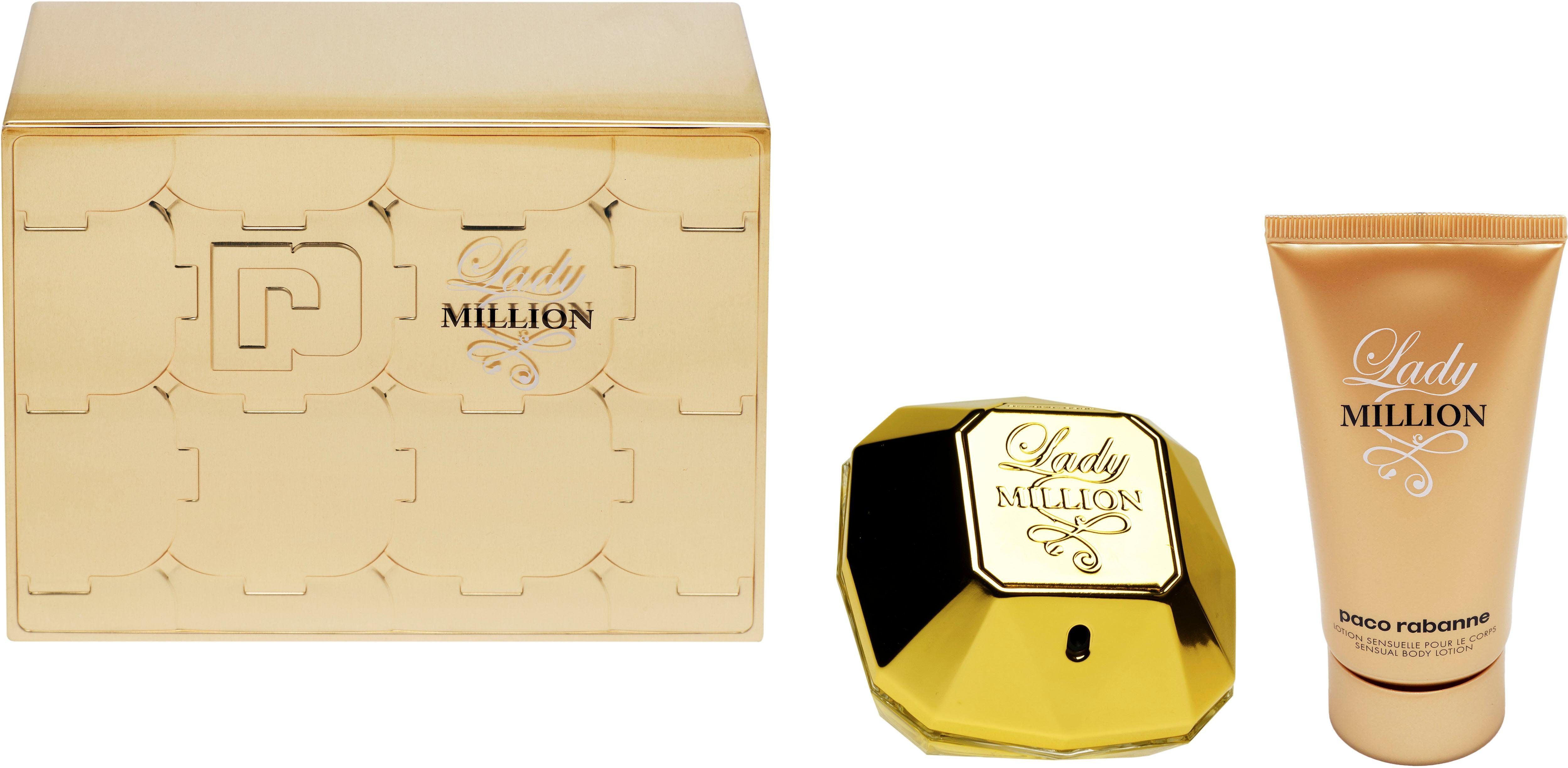 Paco Rabanne, »Lady Million«, Duftset (2-tlg.)