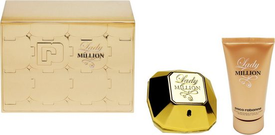 paco rabanne Duft-Set »Lady Million«, 2-tlg.