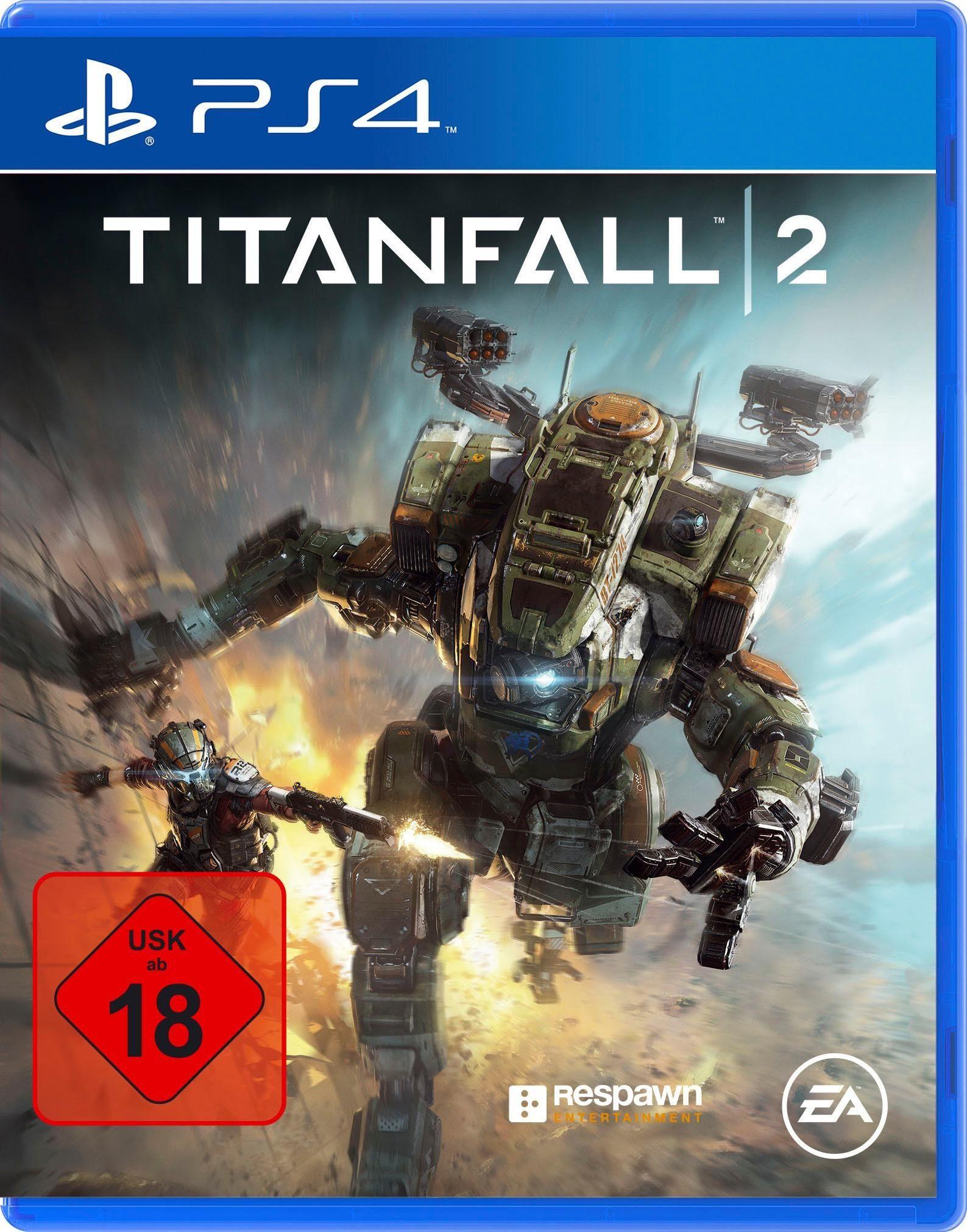 Titanfall 2 PlayStation 4, Software Pyramide
