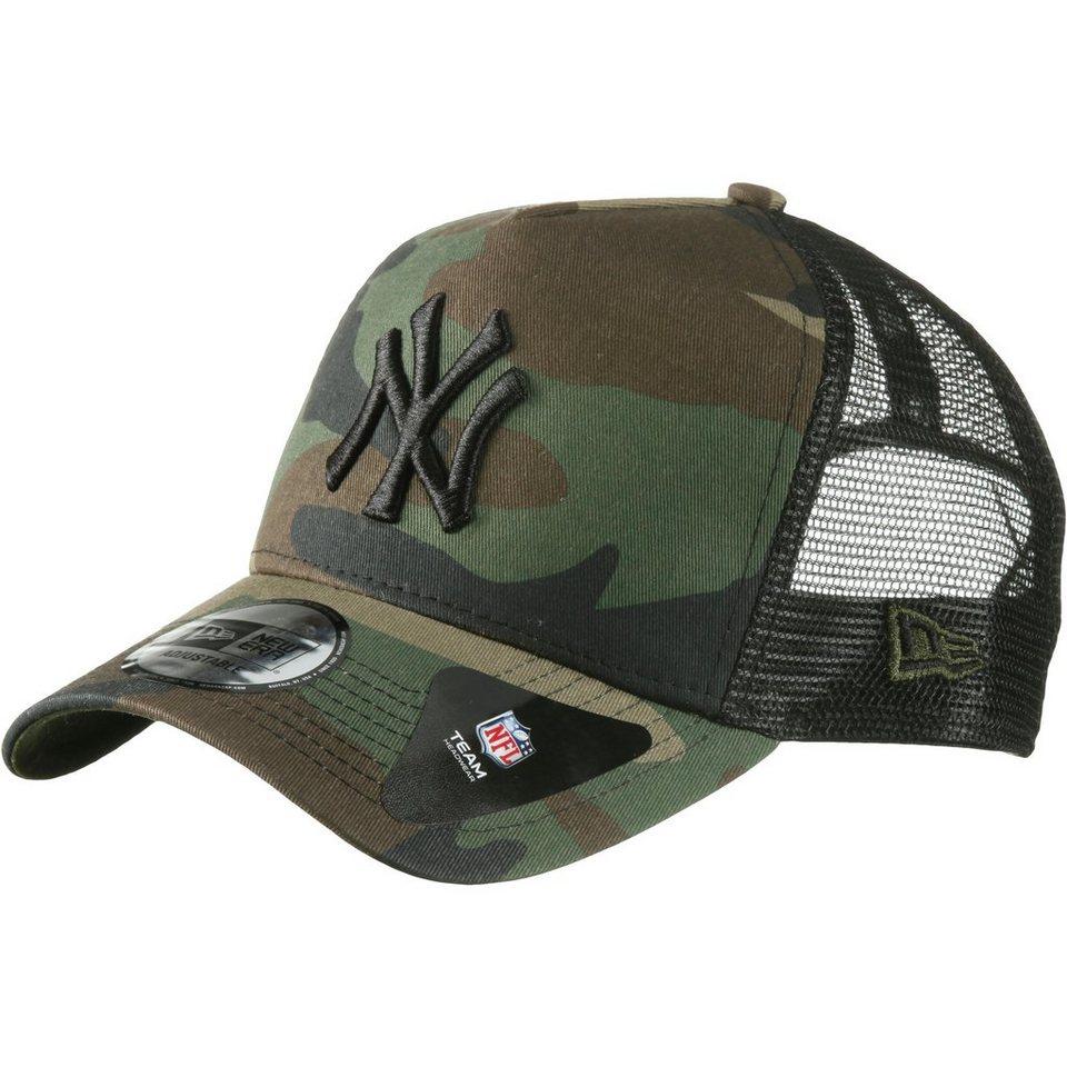 new era snapback cap trucker new york yankees otto. Black Bedroom Furniture Sets. Home Design Ideas