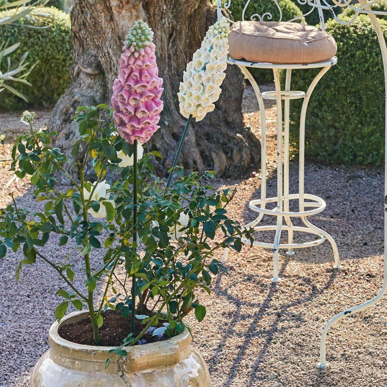 Loberon Dekoblume 2er Set »Lilacs«