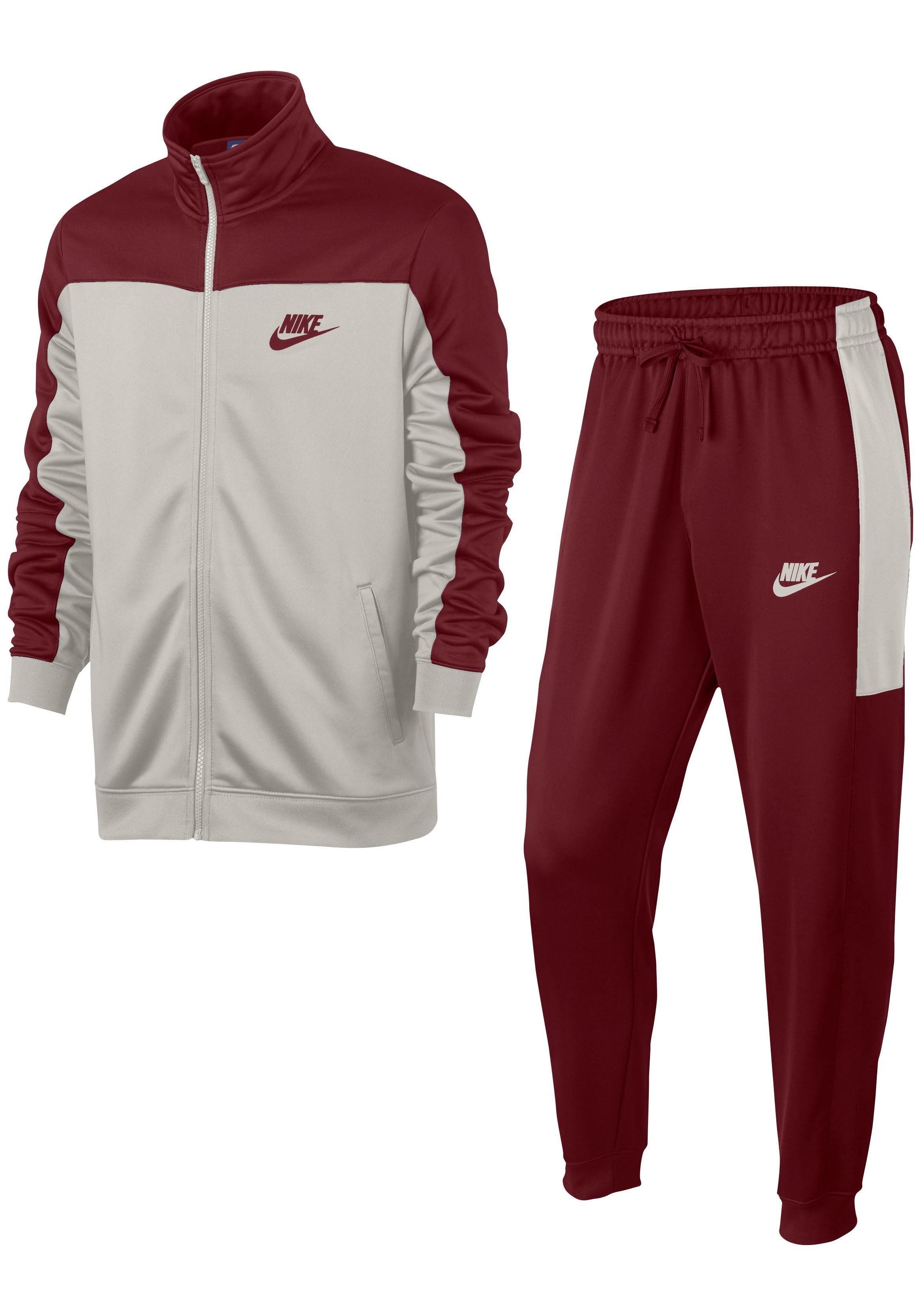 Nike Sportswear Trainingsanzug, Jacke mit Stehkragen online kaufen ...