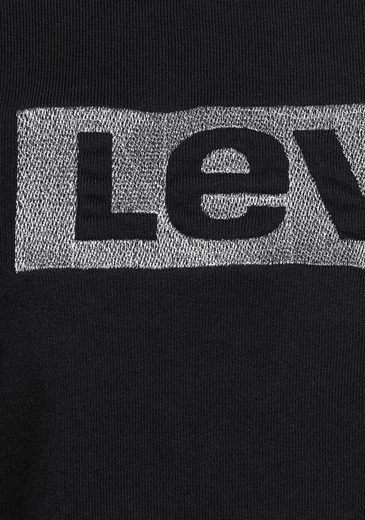 Logoprint »batwing« Rundhalspullover Levi's® Rundhalspullover Logoprint »batwing« Levi's® Rundhalspullover Levi's® IcnSy